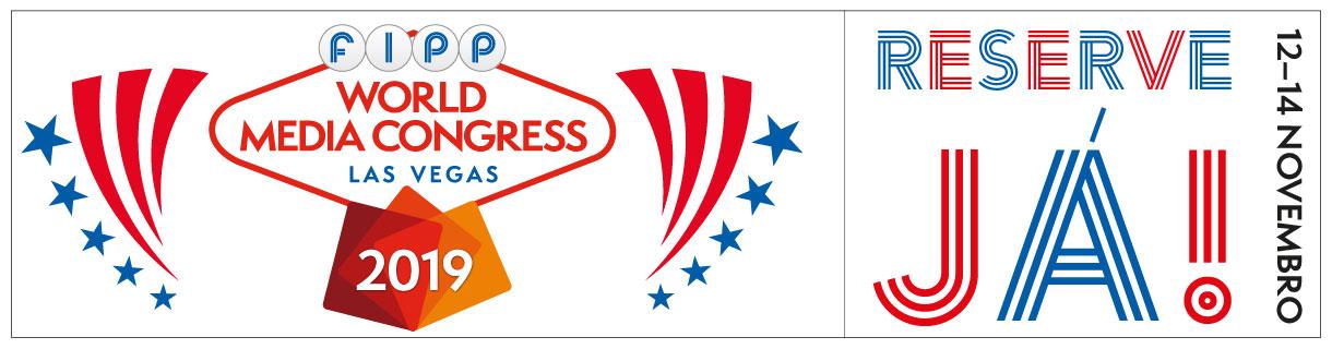 FIPP 2019 World Media Congress - Inscrições Abertas