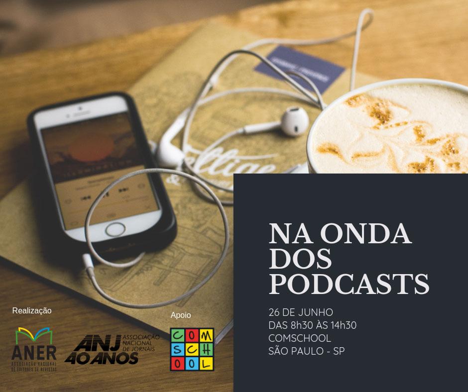 ANER e ANJ :: Na Onda dos Podcasts